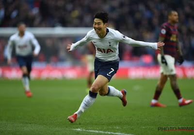 Son Heung-Min (Tottenham) révèle l'atroce entraînement que lui infligeait son père