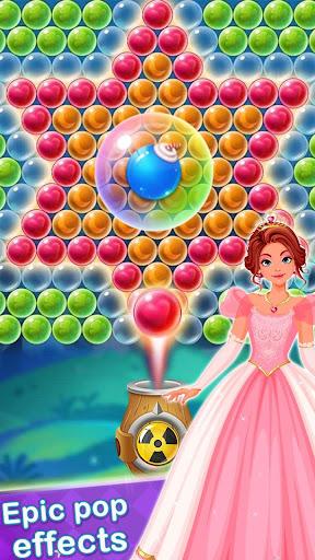 New Bubble Shooter : Princess Bubble Games screenshots 5
