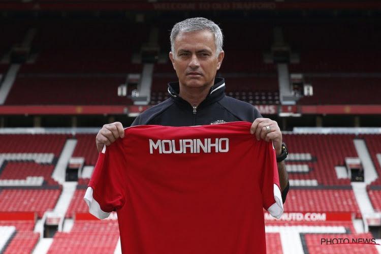 José Mourinho donne quatre bons de sortie