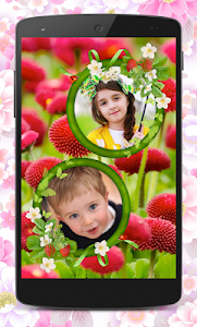 Flower Couple Collage Frames screenshot 4