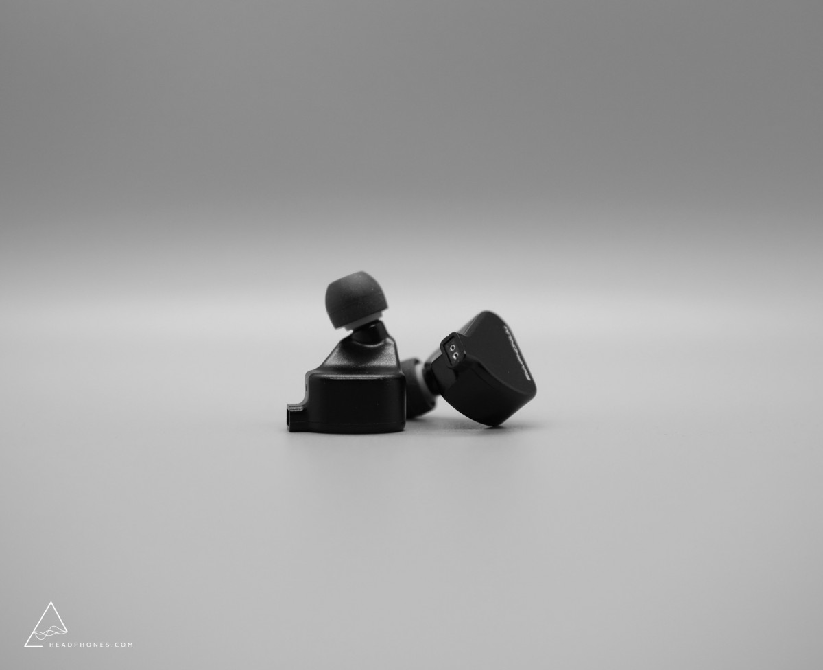 Symphonium Audio Helios In-ear monitor headphones Review | Headphones.com
