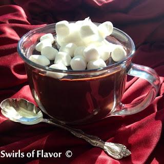 Italian Hot Chocolate.