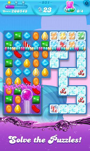 Candy Crush Soda Saga [Mod] - Xếp hình kẹo ngọt