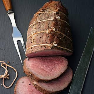 Simple Roast Beef.