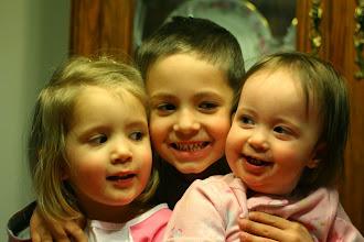 Photo: Beyeler kids