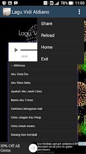 Vidi Aldiano - Lagu Indonesia - Lagu Pop Lawas Mp3 - náhled