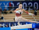 Derwael 6de en ziet haar concurrente aan de brug de allroundfinale winnen, 15-jarige Verkest is 23ste