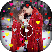 Heart Photo Effect Video Maker 2018 - Video Editor