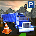 Parking Real Racing Truck Game icon