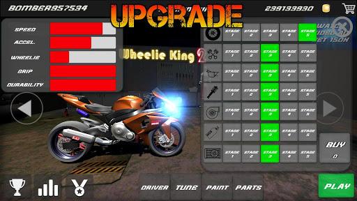 Motorbike - Wheelie King 2 - King of wheelie bikes 1.0 screenshots 4
