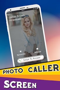 Photo caller Screen – HD Photo Caller ID App Download For Android 2