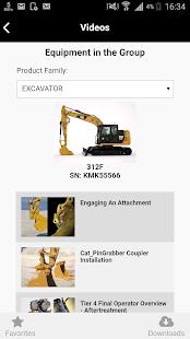Cat® Operator - náhled