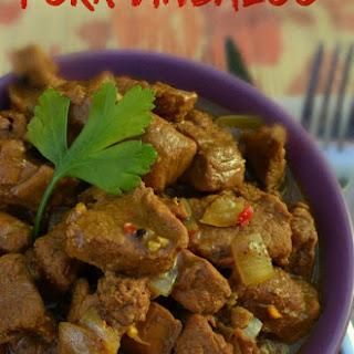 Pork Vindaloo Recipes