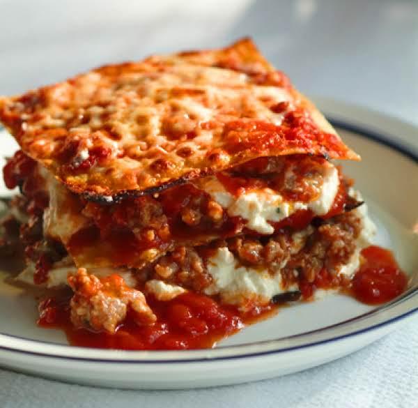 Firehouse Lasagna