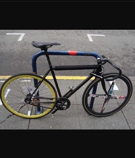 Fixie Bicycle - náhled