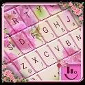 Pink Sakura Keyboard Theme icon