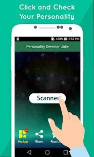 Personality Detector Joke - náhled