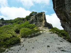Photo: Το πέρασμα της Ανεμοπύλας ανάμεσα σε δύο βουνά.