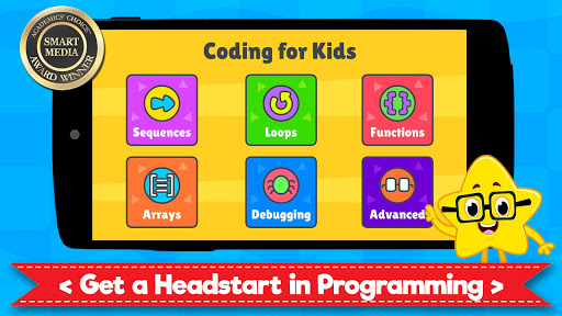 Coding Games For Kids - Learn To Code With Play 2.3.1 screenshots 5