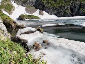 Photo: Etang long vers le Ravin des Prés petits