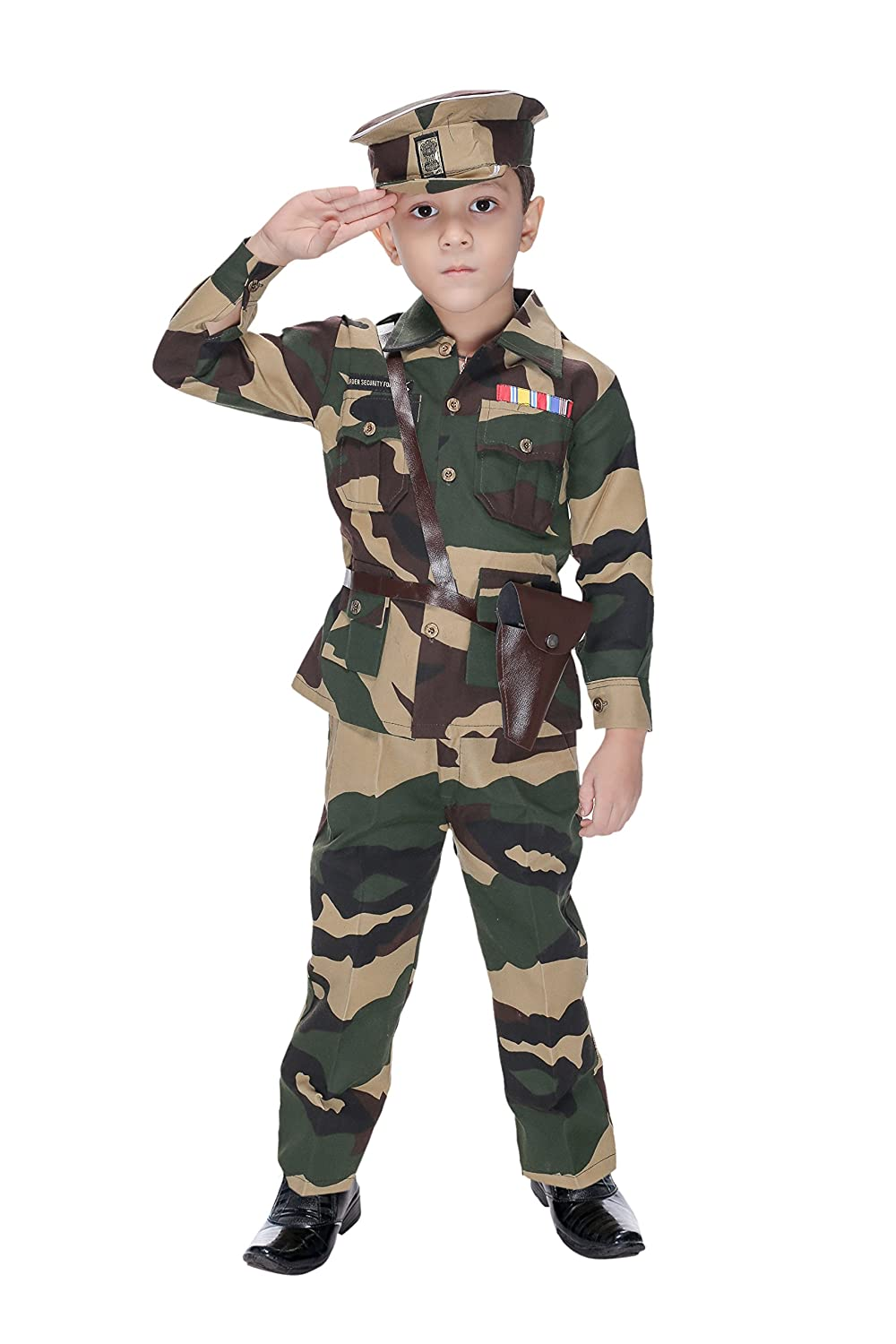 Army Costume For Kids