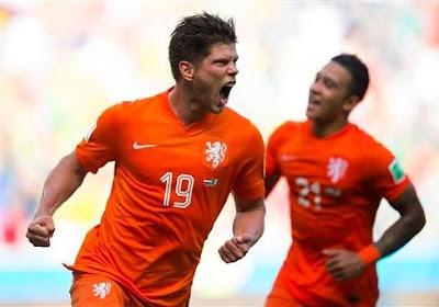 Quand Huntelaar et Sneijder s'en mêlent