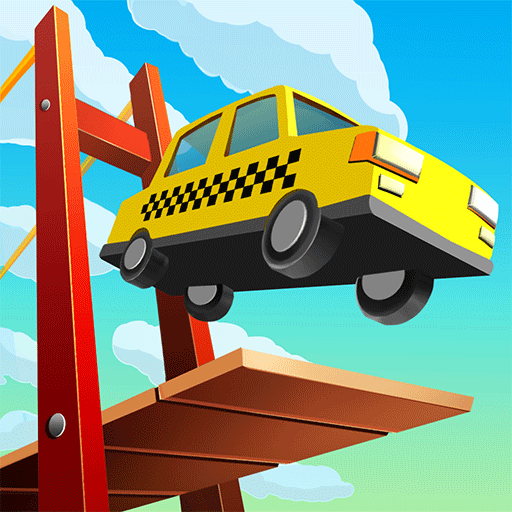 Build a Bridge! game (apk) free download for Android/PC/Windows