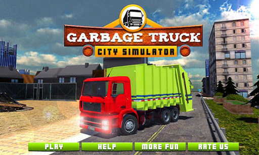 City Garbage Truck Service