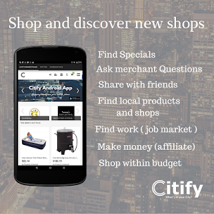 Citify Marketplace- screenshot thumbnail