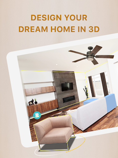 Homestyler - Interior Design & Decorating Ideas 4.0.0 Screenshots 12
