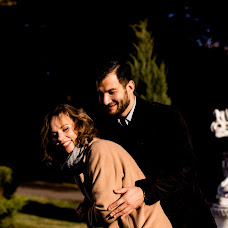 Wedding photographer Arina Kuznecova (kuzznee). Photo of 18.10.2017
