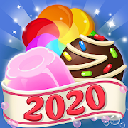 Jelly Crush - Match 3 Games & Free Puzzle 2020