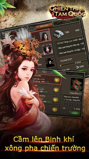Chiu1ebfn Thu1ea7n Tam Quu1ed1c-Tranh Bu00e1 9.6.0 screenshots 13