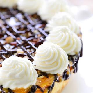 Easy Turtle Cheesecake.