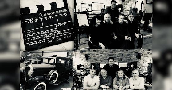 Un 'teaser' del musical sobre Concha Robles se rueda en Almería