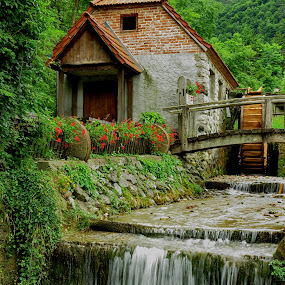 by Natalie Zvonar - Buildings & Architecture Other Exteriors ( watermil,  )