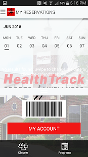 HealthTrack- screenshot thumbnail