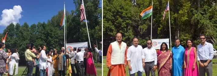 GOPIO-Central Jersey Celebrates Indian Independence Day