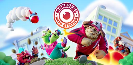 Monsters With Attitude: Smash & Guerre De Monstres captures d'écran