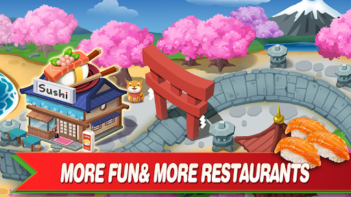 Happy Cooking 2: Fever Cooking Games 2.1.8 screenshots 1