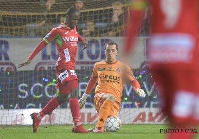 KV Oostende wint op een diefje bij Waasland-Beveren