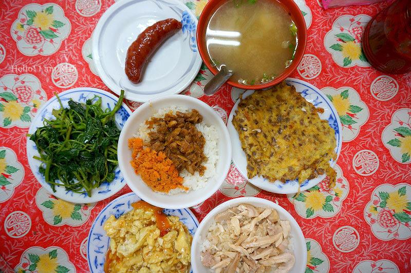 豐原嘉義火雞肉飯-8