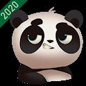 Panda Stickers WAStickerApps icon