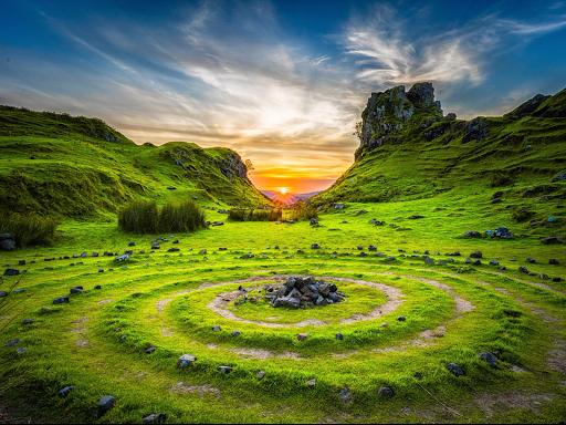 retrouver la paix intérieur, le calme et la sérénité