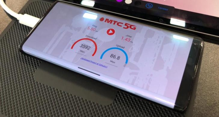 МТС построила 5G в Иннополисе