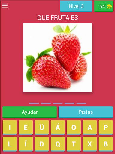 Quiz de Frutas - Adivina Que Fruta es apkdebit screenshots 9