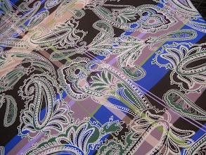 Photo: Ткань:Матовый атлас стрейч натуральный шелк ш.140см.цена 4000руб.