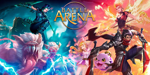 Battle Arena 0.4 screenshots 1