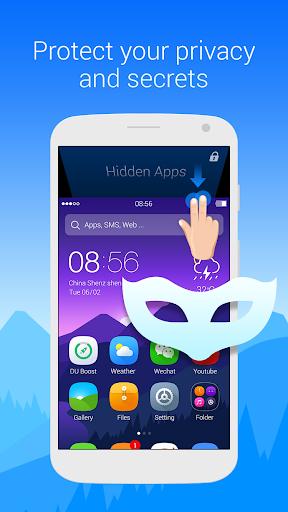 DU Launcher - Boost Your Phone screenshot 2