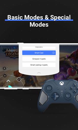 Octopus - Gamepad, Mouse, Keyboard Keymapper 5.4.6 Screenshots 11